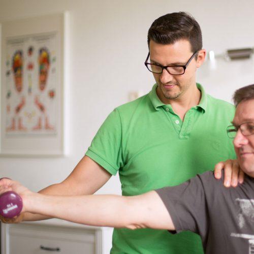 Thi Mederi · Ganzheitliche Physiotherapie · Valentin Thiessen · Orthopädische Krankengymnastik